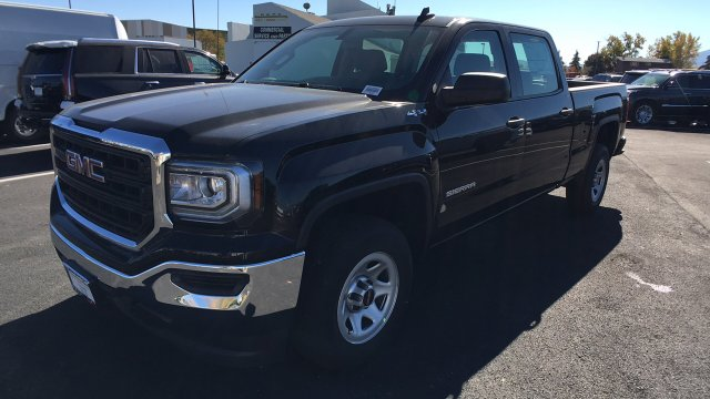 2018 Sierra 1500 Crew Cab 4x4, Pickup #JG178361 - photo 1
