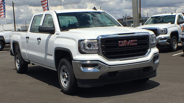 2018 Sierra 1500 Crew Cab 4x4,  Pickup #JG178363 - photo 3