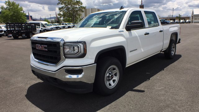 2018 Sierra 1500 Crew Cab 4x4,  Pickup #JG178363 - photo 1