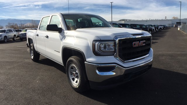 2018 Sierra 1500 Crew Cab 4x4,  Pickup #JG206166 - photo 3