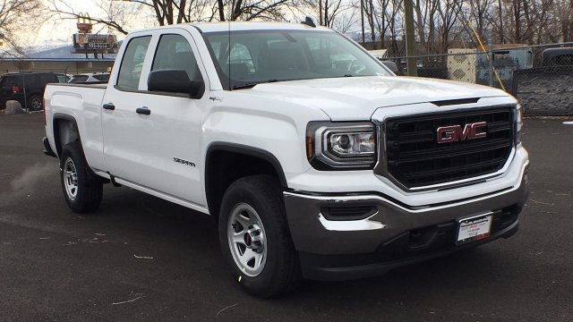 2018 Sierra 1500 Extended Cab 4x4 Pickup #JZ195584 - photo 3