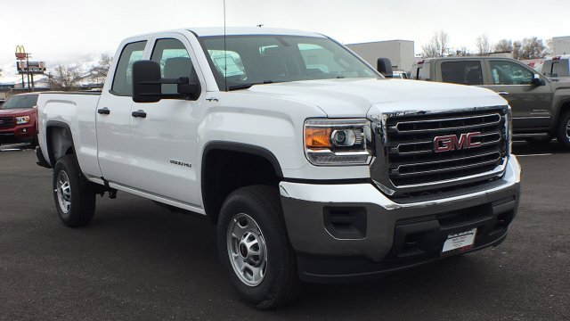 2018 Sierra 2500 Extended Cab 4x4,  Pickup #JZ222824 - photo 3