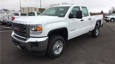 2018 Sierra 2500 Extended Cab 4x4,  Pickup #JZ222824 - photo 1