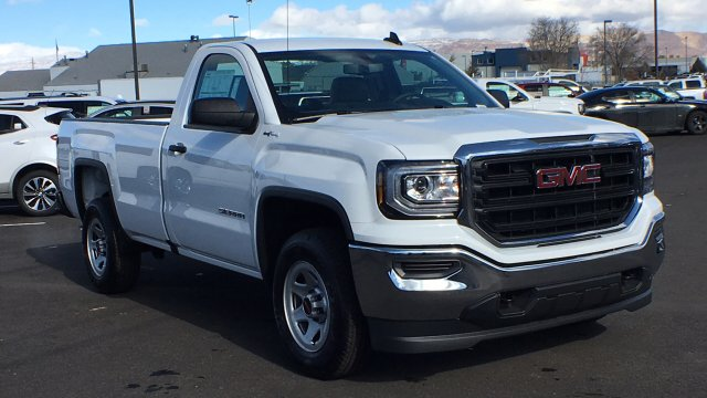 2018 Sierra 1500 Regular Cab 4x4, Pickup #JZ232951 - photo 3