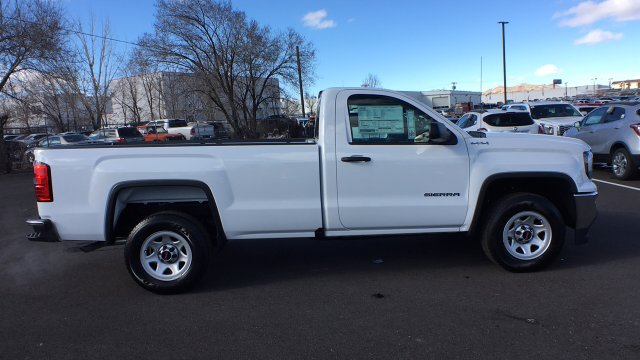 2018 Sierra 1500 Regular Cab 4x4, Pickup #JZ232951 - photo 4