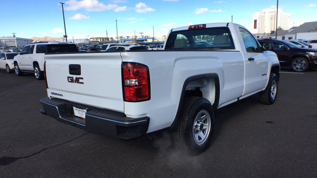 2018 Sierra 1500 Regular Cab 4x4, Pickup #JZ232951 - photo 5