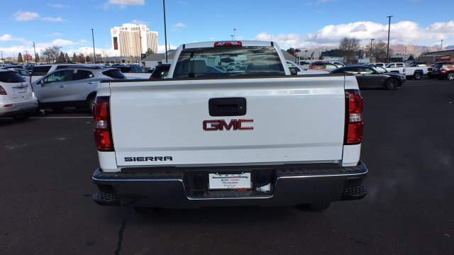 2018 Sierra 1500 Regular Cab 4x4, Pickup #JZ232951 - photo 6