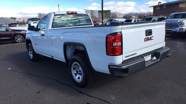 2018 Sierra 1500 Regular Cab 4x4, Pickup #JZ232951 - photo 2