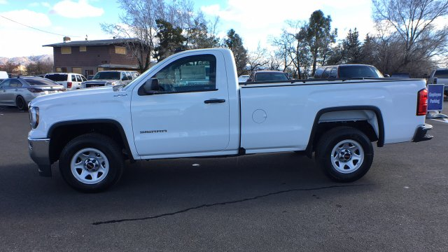 2018 Sierra 1500 Regular Cab 4x4, Pickup #JZ232951 - photo 7