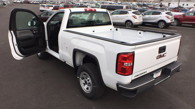2018 Sierra 1500 Regular Cab 4x4,  Pickup #JZ233729 - photo 12