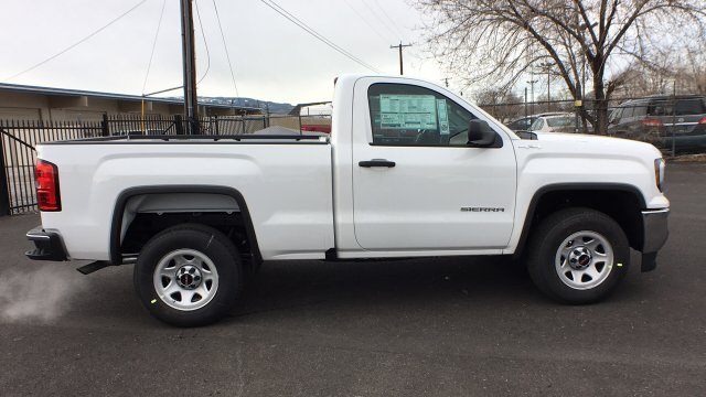 2018 Sierra 1500 Regular Cab 4x4,  Pickup #JZ233729 - photo 4