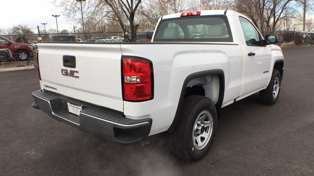 2018 Sierra 1500 Regular Cab 4x4,  Pickup #JZ233729 - photo 5