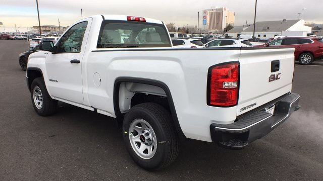 2018 Sierra 1500 Regular Cab 4x4,  Pickup #JZ233729 - photo 2
