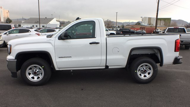 2018 Sierra 1500 Regular Cab 4x4,  Pickup #JZ233729 - photo 7