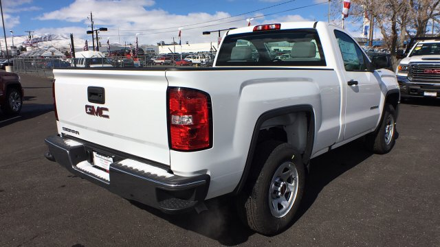 2018 Sierra 1500 Regular Cab 4x4,  Pickup #JZ234830 - photo 5