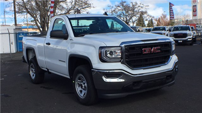 2018 Sierra 1500 Regular Cab 4x4,  Pickup #JZ234830 - photo 3