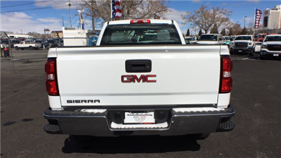 2018 Sierra 1500 Regular Cab 4x4,  Pickup #JZ234830 - photo 6