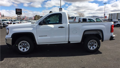 2018 Sierra 1500 Regular Cab 4x4,  Pickup #JZ234830 - photo 7