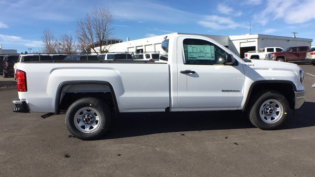 2018 Sierra 1500 Regular Cab 4x4, Pickup #JZ235356 - photo 4