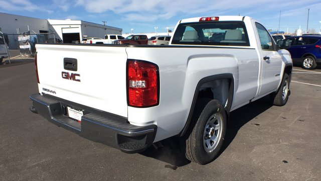 2018 Sierra 1500 Regular Cab 4x4, Pickup #JZ235356 - photo 5