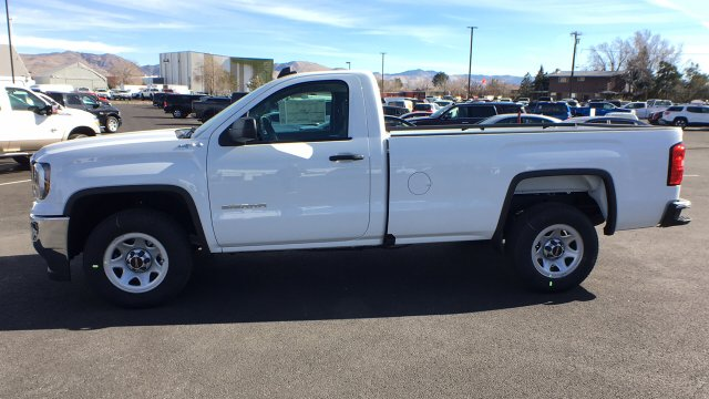 2018 Sierra 1500 Regular Cab 4x4, Pickup #JZ235356 - photo 7