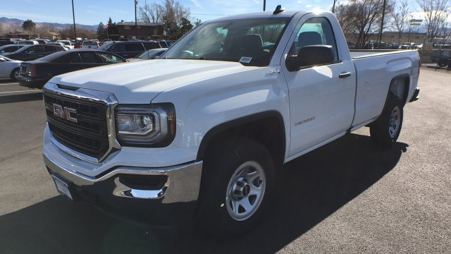 2018 Sierra 1500 Regular Cab 4x4, Pickup #JZ235356 - photo 1