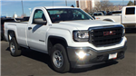 2018 Sierra 1500 Regular Cab 4x4, Pickup #JZ235356 - photo 3
