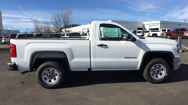 2018 Sierra 1500 Regular Cab 4x4,  Pickup #JZ235428 - photo 4