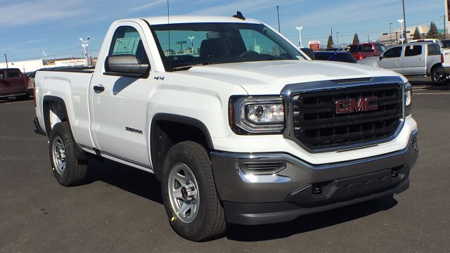 2018 Sierra 1500 Regular Cab 4x4,  Pickup #JZ235428 - photo 25