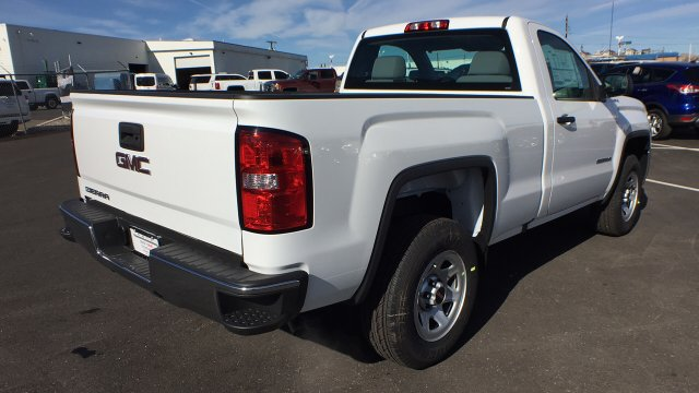 2018 Sierra 1500 Regular Cab 4x4,  Pickup #JZ235428 - photo 27