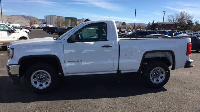 2018 Sierra 1500 Regular Cab 4x4,  Pickup #JZ235428 - photo 29
