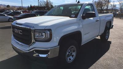 2018 Sierra 1500 Regular Cab 4x4,  Pickup #JZ235428 - photo 1