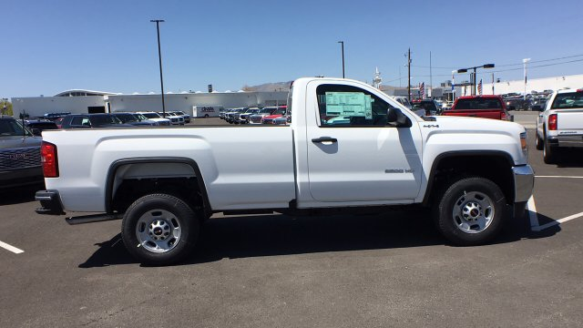 2018 Sierra 2500 Regular Cab 4x4,  Pickup #JZ285152 - photo 4