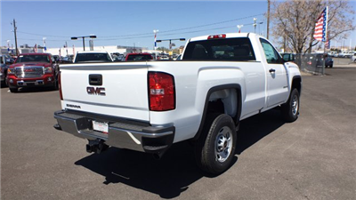 2018 Sierra 2500 Regular Cab 4x4,  Pickup #JZ285152 - photo 5