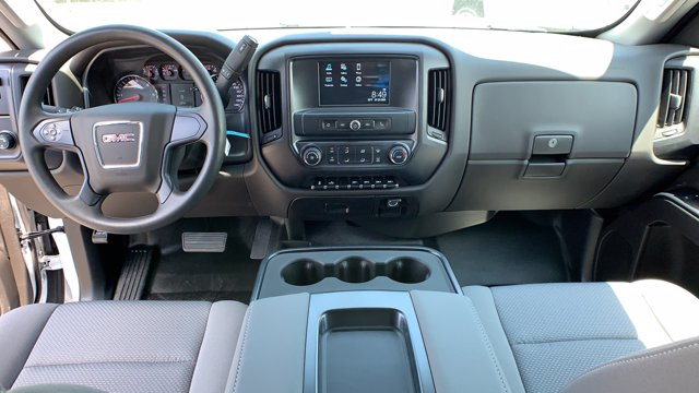 2019 GMC Sierra 2500 Double Cab 4x4, Harbor Stake Bed #K1232275 - photo 14