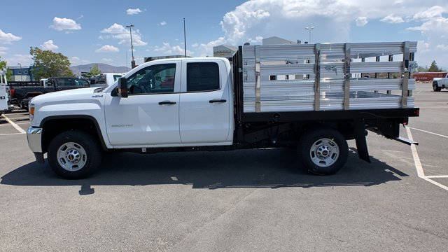 2019 GMC Sierra 2500 Double Cab 4x4, Harbor Stake Bed #K1232275 - photo 7