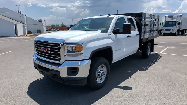 2019 GMC Sierra 2500 Double Cab 4x4, Harbor Stake Bed #K1232275 - photo 1