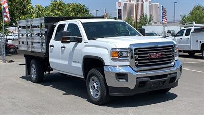 2019 GMC Sierra 2500 Double Cab 4x4, Harbor Stake Bed #K1232275 - photo 3