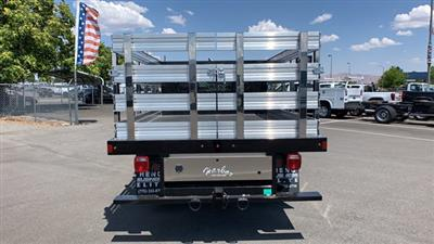 2019 GMC Sierra 2500 Double Cab 4x4, Harbor Stake Bed #K1232275 - photo 6