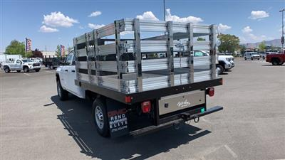 2019 GMC Sierra 2500 Double Cab 4x4, Harbor Stake Bed #K1232275 - photo 2