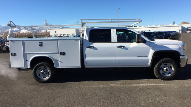 2019 Sierra 2500 Crew Cab 4x4,  Knapheide Service Body #KF127480 - photo 27