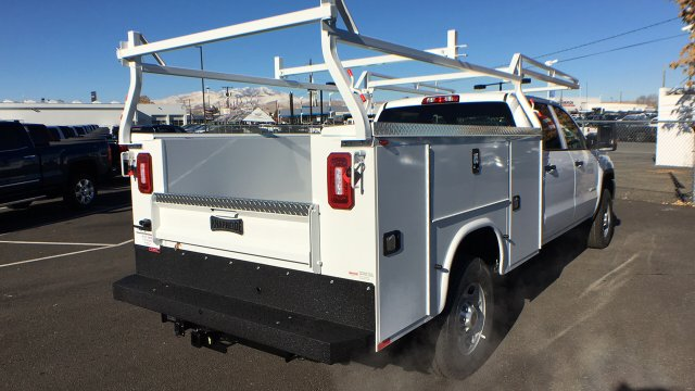 2019 Sierra 2500 Crew Cab 4x4,  Knapheide Service Body #KF127480 - photo 28