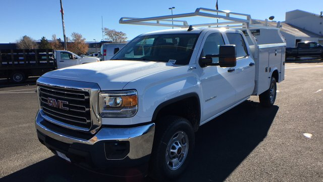 2019 Sierra 2500 Crew Cab 4x4,  Knapheide Service Body #KF127480 - photo 1
