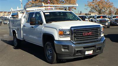 2019 Sierra 2500 Crew Cab 4x4,  Knapheide Service Body #KF127480 - photo 3