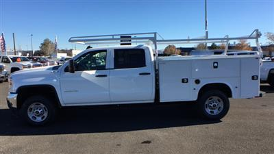 2019 Sierra 2500 Crew Cab 4x4,  Knapheide Service Body #KF127480 - photo 7