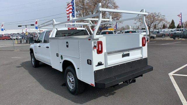 2019 Sierra 2500 Crew Cab 4x4,  Knapheide Service Body #KF228573 - photo 1