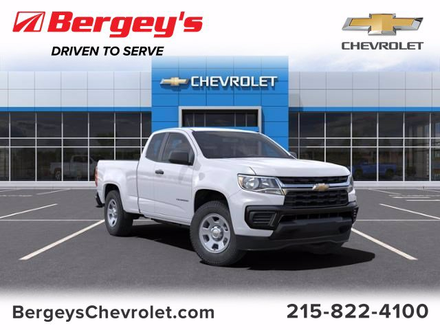 2021 Chevrolet Colorado Extended Cab 4x2, Pickup #1128R - photo 1