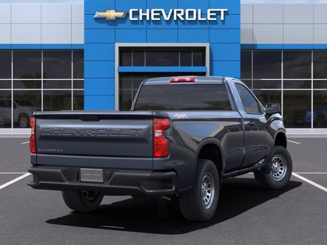2021 Chevrolet Silverado 1500 Regular Cab 4x4, Pickup #1179R - photo 2