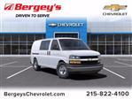 2021 Chevrolet Express 2500 4x2, Empty Cargo Van #1260R - photo 1