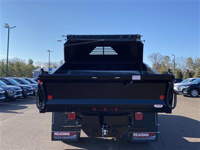 2021 Chevrolet Silverado 3500 Regular Cab 4x4, Crysteel E-Tipper Dump Body #1315R - photo 6